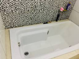 Banheira com idro massagem