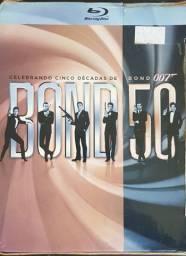 Coleção de Blu-ray 007 Comemorativa de 50 anos .