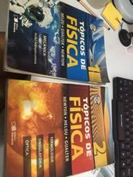 Livro Tópicos de Física 1 e 2