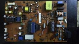 Placa fonte Original Tv Lg modelos: 55la6130 55la6200 55la6210 55la6214 55ln5400