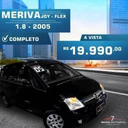 Meriva Joy 1.8 Flex 2005