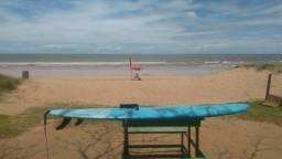 Linda prancha de Surf Longbord em perfeito estado