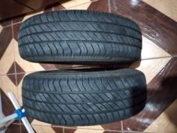 2 pneus remold