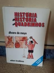 Livro História da História em Quadrinhos