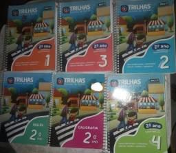 Livros usados FTD 2° ano
