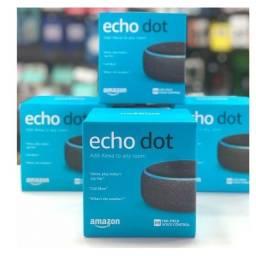 Alexa Echo Dot 3ª Geração Wi-fi Automação Casa Inteligente