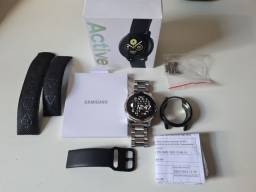 Samsung Smartwatch Active 1. 4GB, GPS. Na garantia