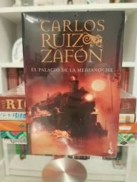 """""""El Palacio de la Medianoche"""" de Carlos Ruiz Zafón em Espanhol - Novo"""