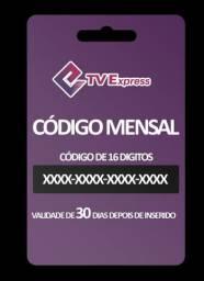 Tvexpress Recarga Oficial Mensal