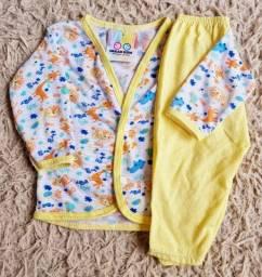 Pijamas Baby Recém Nascido
