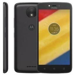 Smartphone Motorola Moto C 16GB Dual chip Preto<br><br>