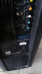 Tô vendendo uma caixa de som ONEAL opb 3015