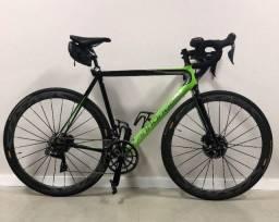 Bicicleta Speed Cannondale Supersix Evo Hi-mod - Usada