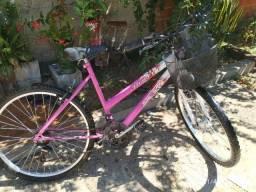 Vendo bicicleta aro 26 completa