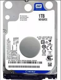 HD 1tb Western Digital (notebook)