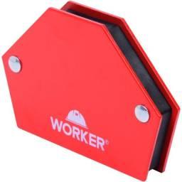 Título do anúncio: Esquadro Magnetico  Worker Hexagonal 10KG
