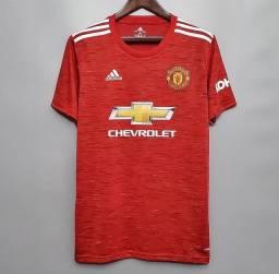 Camisa Manchester United - 2020/2021