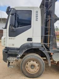 Iveco trakker 420 6x4 2011 plataforma para madeira