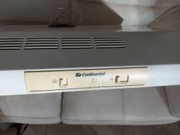 Depurador/coifa Continental 80 cm