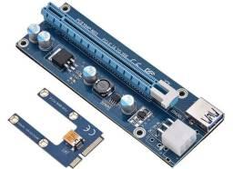 Placa Riser Egpu Mini Pci-e 006c PC/Notebook