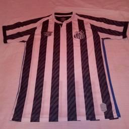 Camisa de Treinamento do Santos Original.