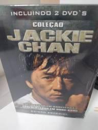 Coleção Jackie Chan(novo Lacrado)
