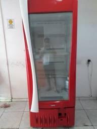 freezer vertical funcionando