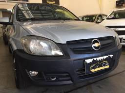 Chevrolet GM Celta Life 1.0 Prata