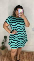 Vestido plus size 75,00$