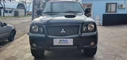 Super oferta Pajero Sport HPE  - ano 2007 Diesel Completa