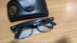 Armação de óculos Ray Ban original