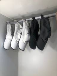 Cinco bonés da Nike