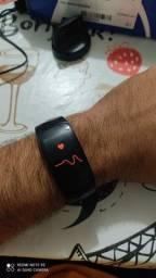 Relógio Samsung Gear Fit2 pro R365 a prova d'água- Vermelho