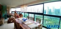 Apartamento para alugar com 4 dormitórios em Panamby, São paulo cod:619086