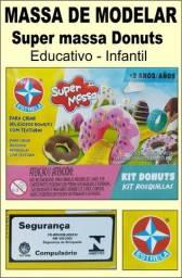 Kit Super Massa Donuts - Estrela