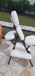 Cadeira massagem portatil