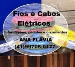 Condutores Elétricos - Fios e Cabos Elétricos
