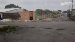 Lindo Terreno na Cidade Nova no Cj Francisca Mendes 10x20 Murado de Esquina