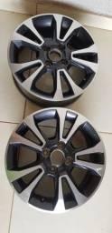 2 rodas do ônix aro 15 só 399 reais as 2