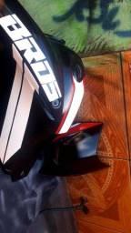 Personalização em moto