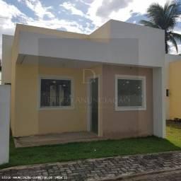 Casa em Condomínio para Venda em Camaçari, Boa União (Abrantes), 2 dormitórios, 1 banheiro