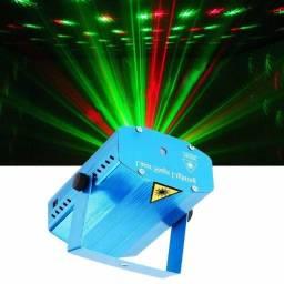 Mini laser festa por apenas 109,99