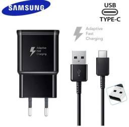 Carregador Samsung - Fast Charge Tipo C