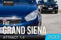 Grand Siena Attract 1.4 - 2013