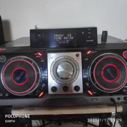 Mini system LG CM9730