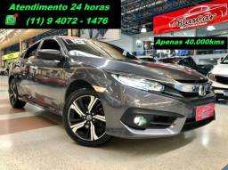 Honda Civic Touring Baixa KM Santo Andre São Paulo