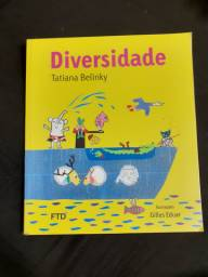 Livro infantil diversidade