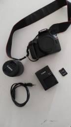 Câmera Canon EOS T3