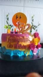 Promoção de bolo 60,00