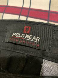 Calça Polo Wear (Elastano)- Tamanho 38